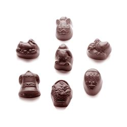 Chocoladevorm Paasassortiment 7 fig.