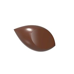Chocoladevorm quenelle less is more